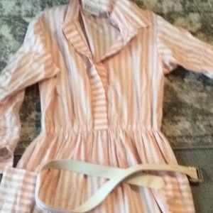 Vintage women's dress by Knights Limited size 16